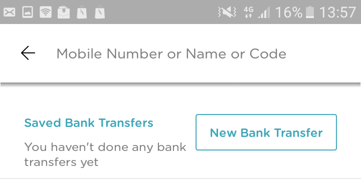How to transfer Mobikwik balance into bank account