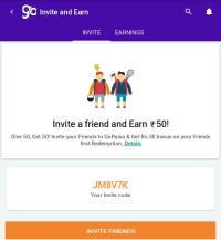 Gopaisa refer and earn