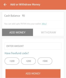 how to use freecharge