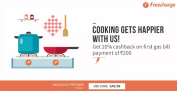 Freecharge discount coupons for electricity bill