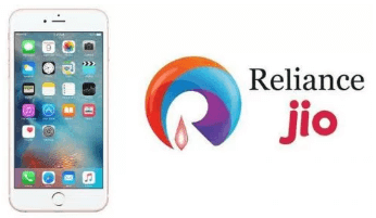 Reliance Jio Apple iPhone Offer