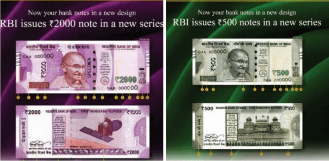 Rs.500 and Rs.1000 Notes are banned