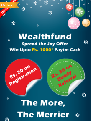 Paytm Wealth Fund Offer