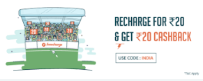 Freecharge Republic Day Offer