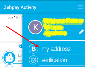 how to use zebpay app