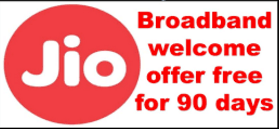 Jio Fiber Broadband Connection