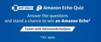 Amazon Echo Quiz