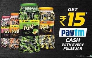 Paytm Pulse Offer