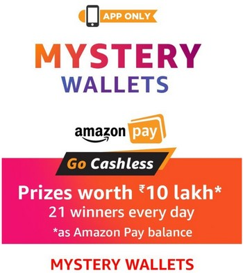 amazon mystery wallets answers today