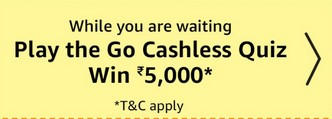 amazon go cashless quiz answers