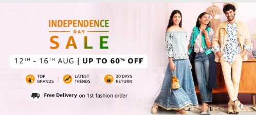 Amazon Independence day sale