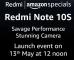 Redmi Note 10S Next Sale Date, Amazon Price In India