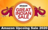 Amazon Upcoming Sale November 2020 – Great Indian Festival