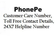 PhonePe Customer Care Number 2021 Toll Free 24×7 Helpline Contact Details