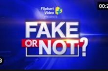 Flipkart Fake Or Not Answers 30 September – Win ₹50 Gift Vouchers & Super Coins