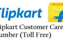 Flipkart Customer Care Number (Toll Free ) Help Line For All States