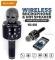 Gadgetbucket Un-Tech WS-858 Rechargeable Wireless Karaoke Bluetooth Microphone At Just ₹599