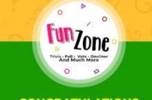 (Fun Zone) Jio Quiz Answers Today Aug 2020 – Win ₹1 Lakh