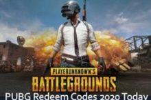 PUBG Redeem Codes 2020 August | PUBG Mobile Redeem Codes