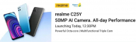 Realme C25Y Pre Order Start 20th Sep 2021 | Flipkart Price